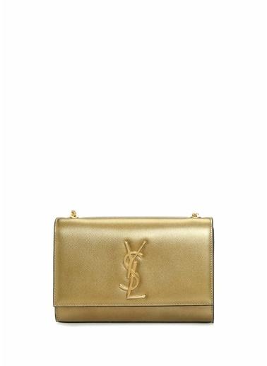 Saint Laurent Çanta Altın